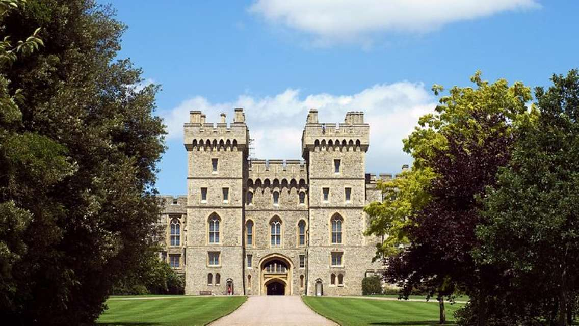 Windsor Castle Half Day Trip from London