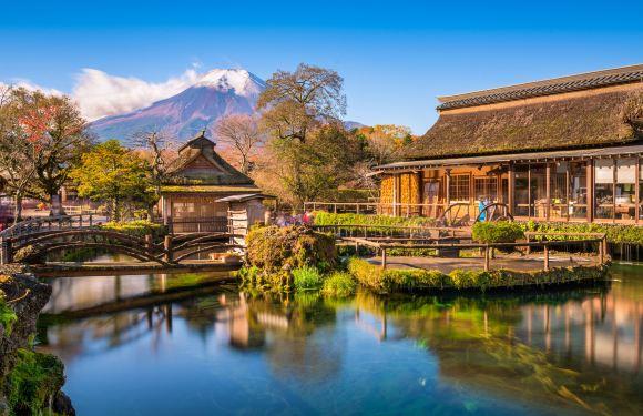東京富士山一日遊|富士山五合目&忍野八海|東京出發