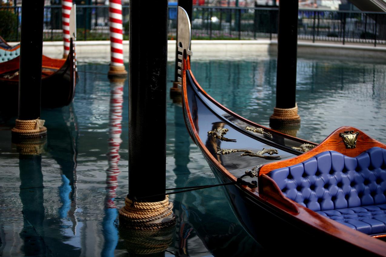 The Venetian Macao Gondola Ride Ticket