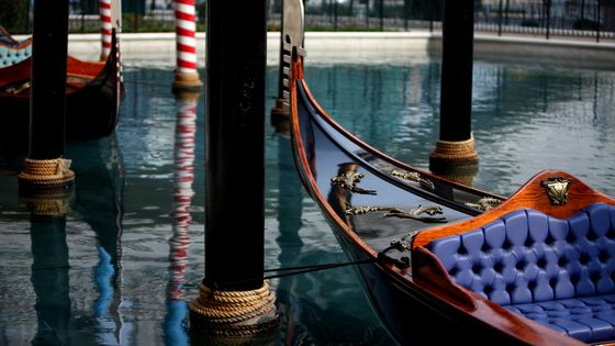 Up to 30% Off | The Venetian Macao Gondola Ride Ticket