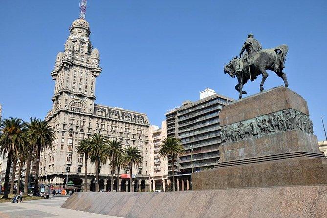 Best Private Montevideo Shore Excursion: City Tour. Optional WineTasting Tour.