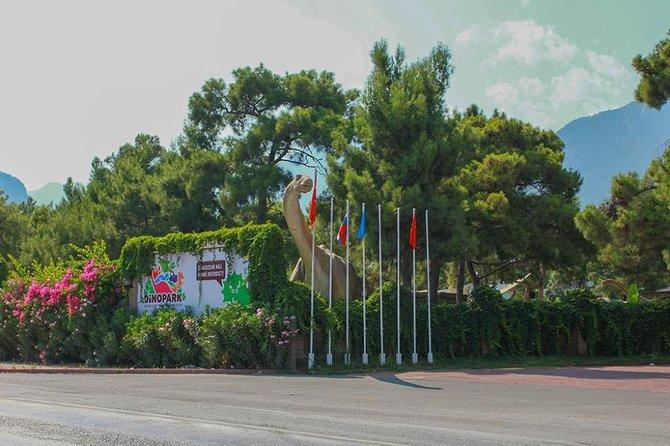 Skip the Line: Dinopark Antalya Admission Ticket