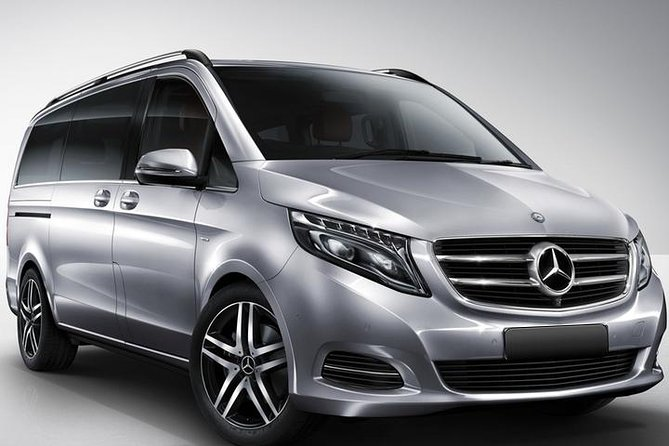 Private Transfer: Basel Airport to Basel Hotels