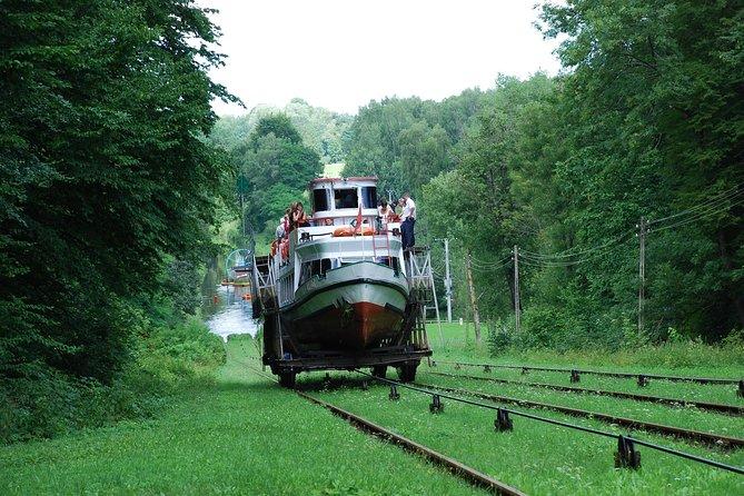 Full-Day Elblag-Ostroda Channel Cruise from Gdansk Autumn