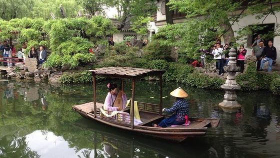 Suzhou and Tongli Water Village Private Day Tour with Lunch