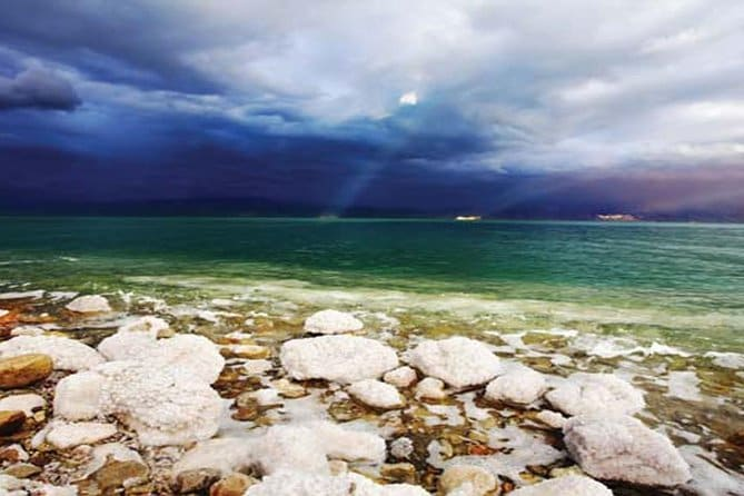 Private Dead Sea and Amman Sightseeing Tour