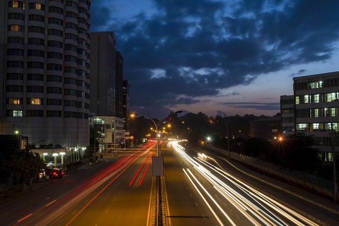 Nairobi Nightlife Experience with Dinner
