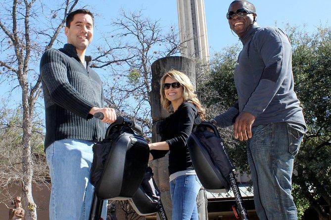 1.5-Hour Segway Tour of San Antonio and the Alamo
