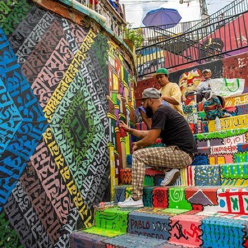 Street Art Tour in Medellin