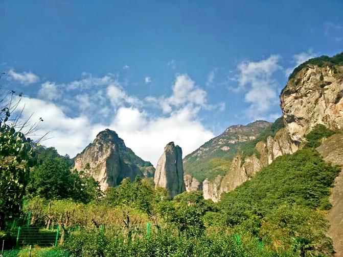 溫州雁盪山跟團一日遊