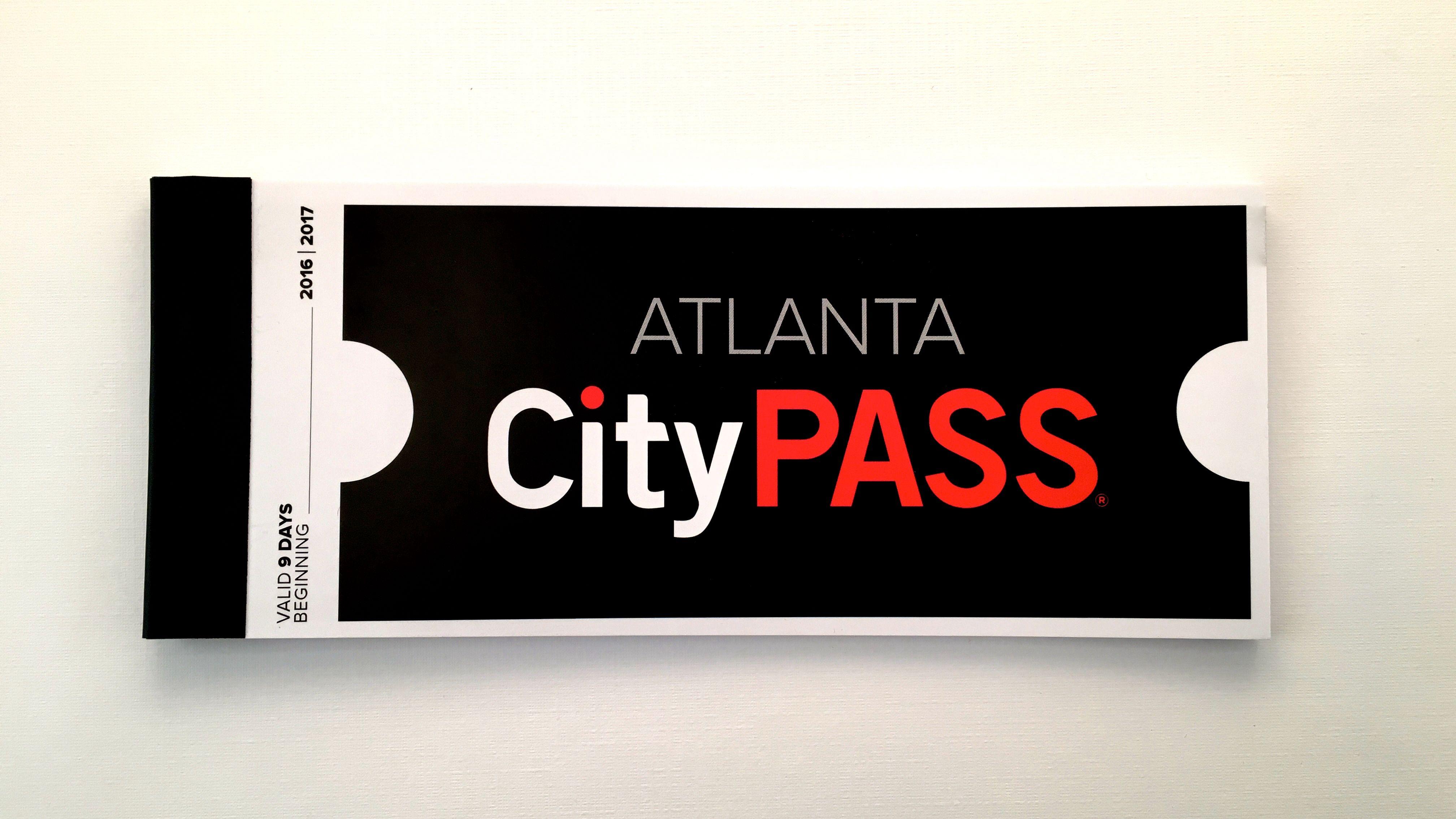 亞特蘭大城市通票 Atlanta CityPASS®
