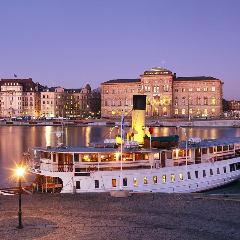 瑞典斯德哥爾摩pass一卡通城市卡 (60個景點享免費 無限次交通)