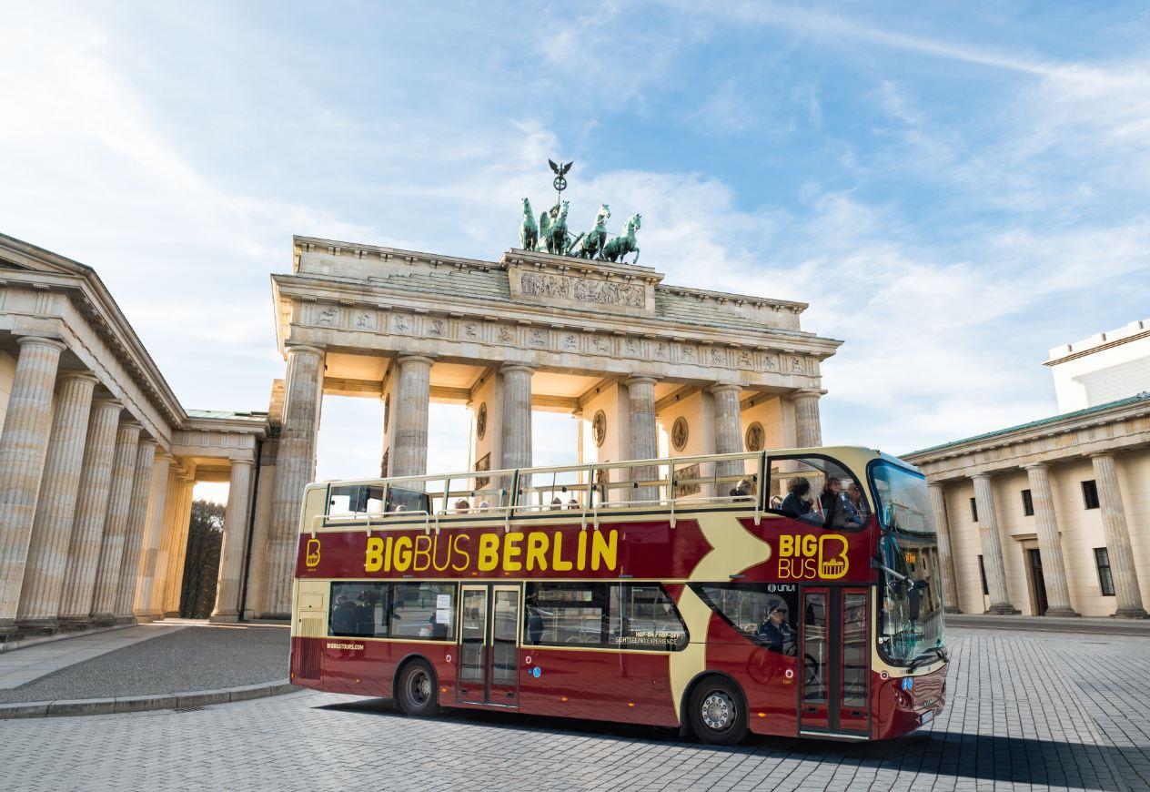 Big Bus Berlin 柏林隨上隨下觀光巴士車票