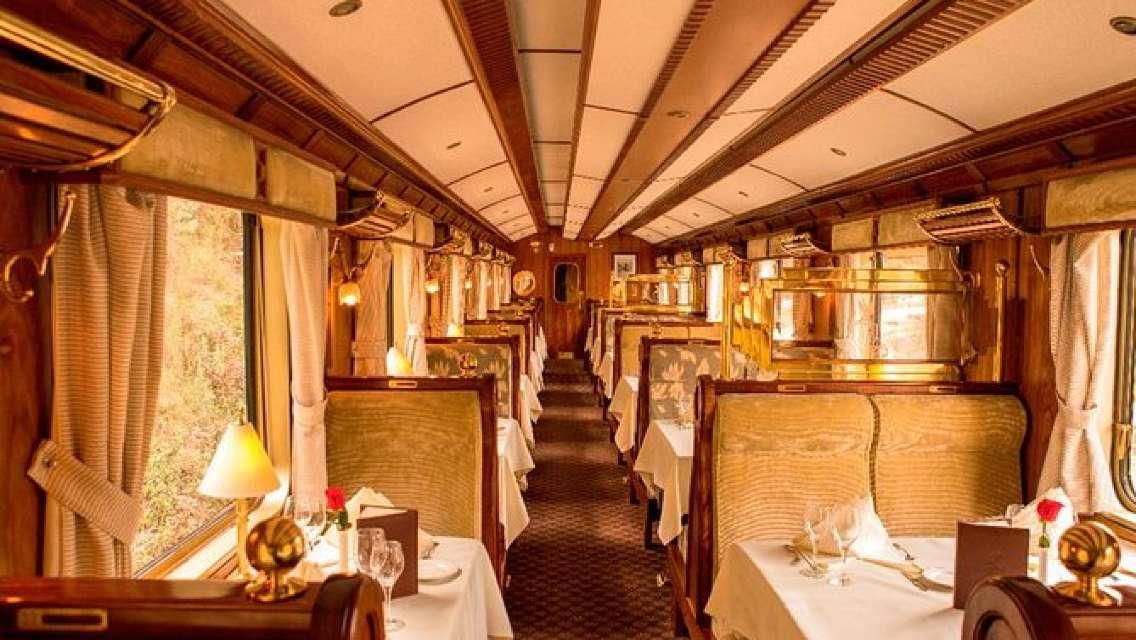 Hiram Bingham Luxury Train to Machu Picchu