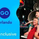 Go Orlando Pass | All-Inclusive Pass (2/3/5 days)