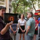 Hero and Superhero Film Walk of London