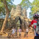 Discover Angkor Bike Tour - Inclusive Local Snacks & Lunch