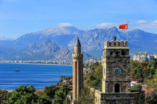 Antalya City & Waterfalls Tour