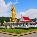 Municipal Park Day Tour in Hat Yai [Private Van Transfer]