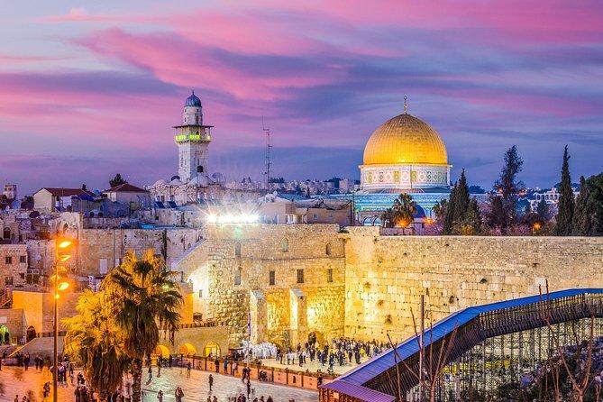 From Tiberias : Jerusalem Day Trip