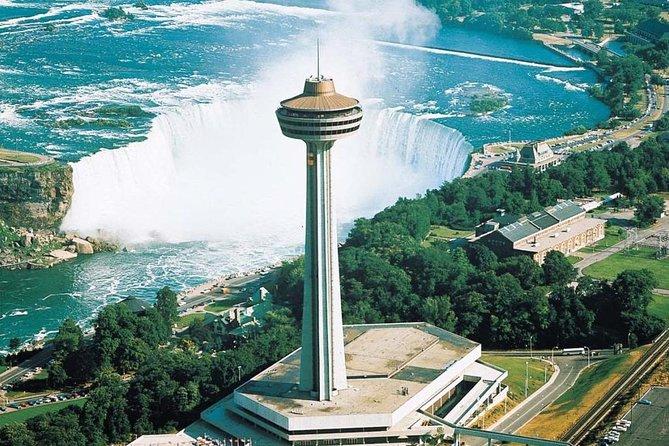 All inclusive Toronto city Day Tour From Niagara Falls