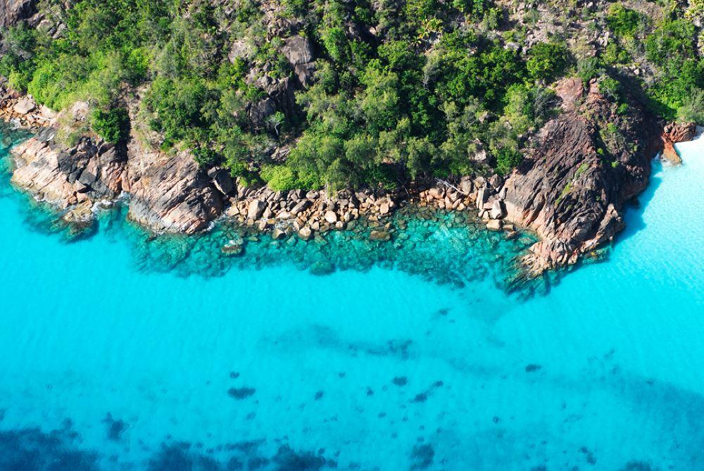 Curieuse Island Coast_Raymond Sahuquet