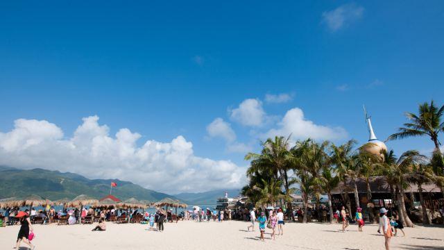 【9座商务车型】三亚分界洲岛包车一日游【上门接送+景点门票】