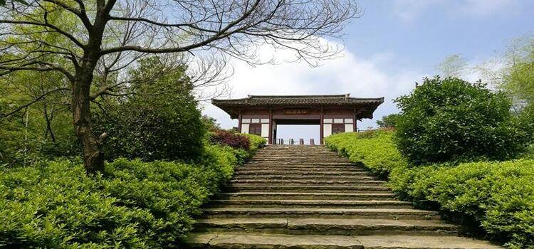 다펑산 셴포구 관광지구2