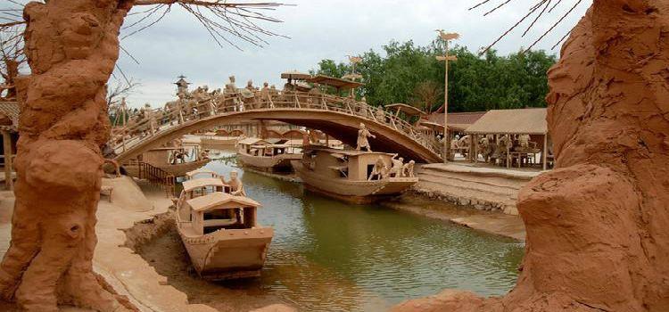 Tangshan Malongwan Qingming Riverside Landscape Garden2
