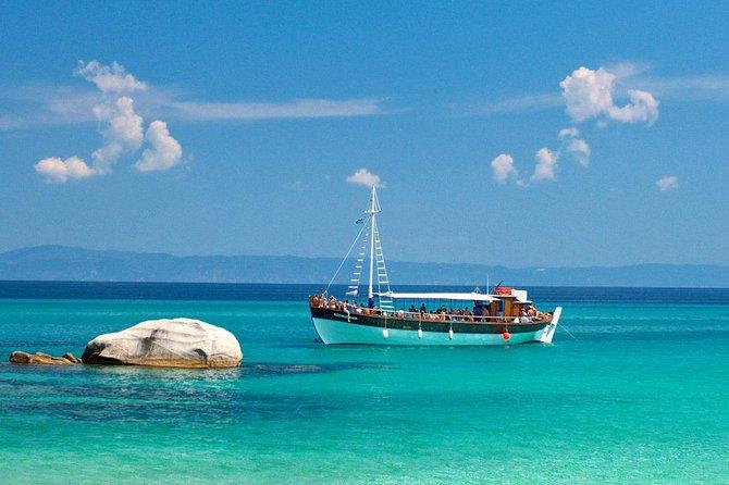 Toroneos Cruise from Thessaloniki