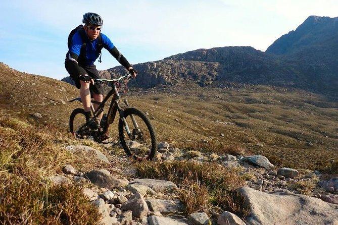 Mountain Biking Cordillera Blanca from Huaraz