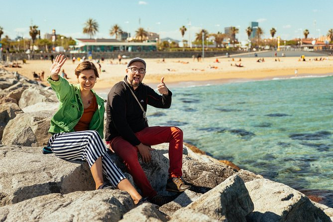 Private Day Trip to the Lively Seaside Town of Sitges
