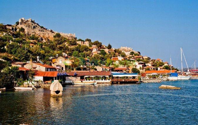 Demre, Myra and Sunken City Kekova Full-Day Tour from Antalya