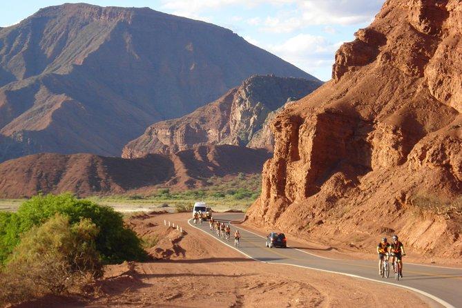 Quebrada De Las Conchas Bike Tour from Cafayate