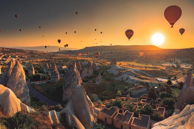 Cappadocia Balloon Ride and Champagne Breakfast