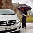 Glasgow Luxury Private Tour with Scottish Driver
