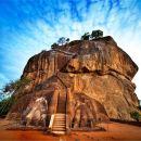 斯里蘭卡錫吉里耶獅子岩+米內日亞國家公園一日遊(含酒店往返接送+贈送午餐)