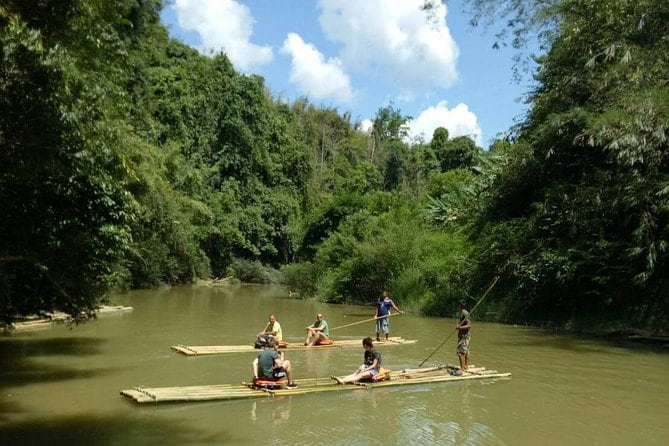 Small-Group Full-Day Khao Sok Nature Tour From Khao Lak