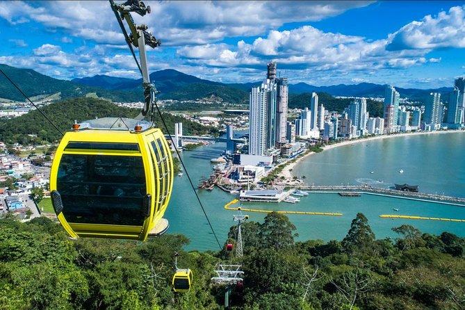 Park Unipraias Camboriu Admission Ticket with Round-Trip Cable Car Access