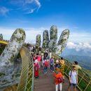 Ba Na Hills & Amazing Golden Bridge from Da Nang