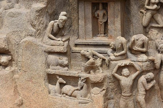Private Day Tour To Mahabalipuram From Chennai