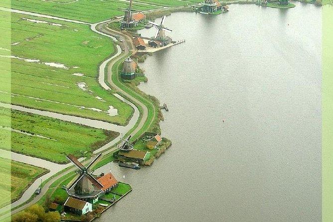Netherlands, wetlands below sealevel, dunes and dikes