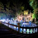 Paronella Park, Mamu Skywalk, Waterfalls, Rainforest, and Wildlife Day to Night Tour from Cairns