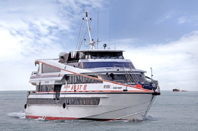 42% OFF ! Singapore-Batam Round-Trip Ferry Ticket