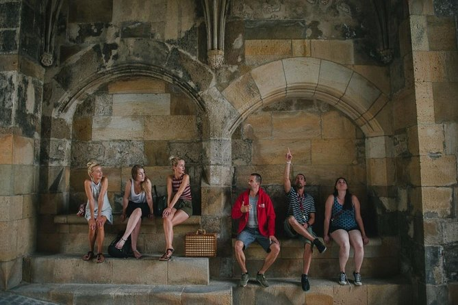 Local Secrets of Bratislava: Small Group Tour Including Picnic