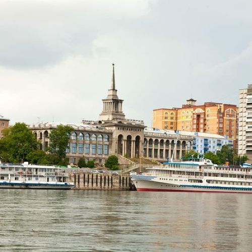 Private tour of Krasnoyarsk with a professional guide