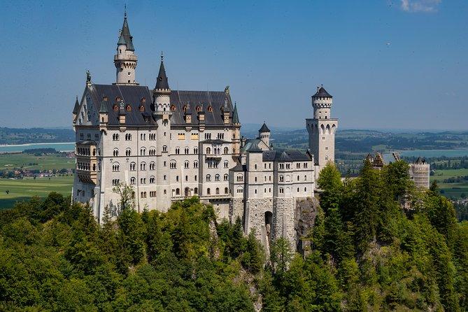 Neuschwanstein Castle and Linderhof Palace Day Tour from Munich