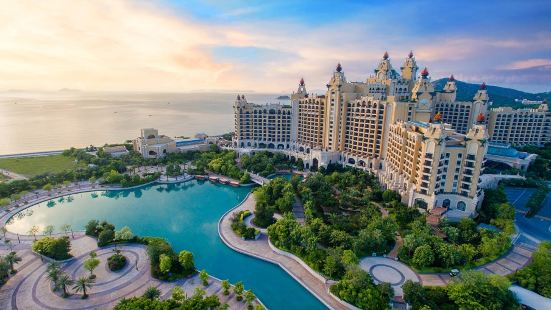 Zhuhai Hengqin Chimelong International Ocean Tourist Resort