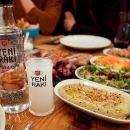 Istanbul Culinary Tour by Night: Local Tavern and Gourmet Street Foods