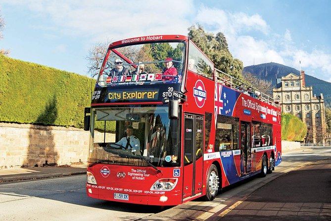 Hobart Hop-on Hop-off Bus Tour
